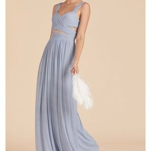Birdy Grey Bridesmaid Dress Dusty Blue